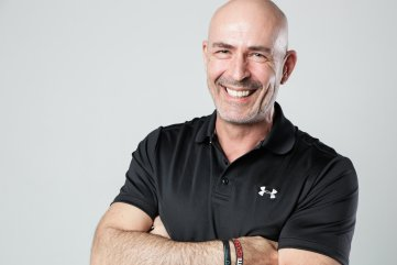 Frank Fahner, Master Personal Trainer