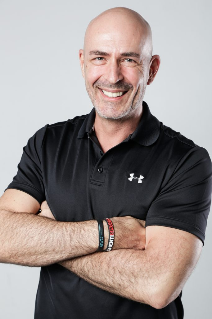 Frank Fahner - Master Personal Trainer